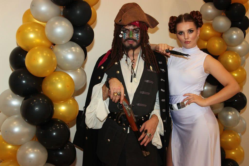 Морские пираты и космические (голивуд пати)