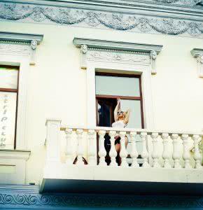 Фотогалерея стрип клуба перекур на балкончике